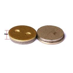 Recambio pastillas de freno GOLDEN del Xiaomi M365