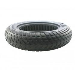 Neumático macizo con radio interior 10 pulgadas