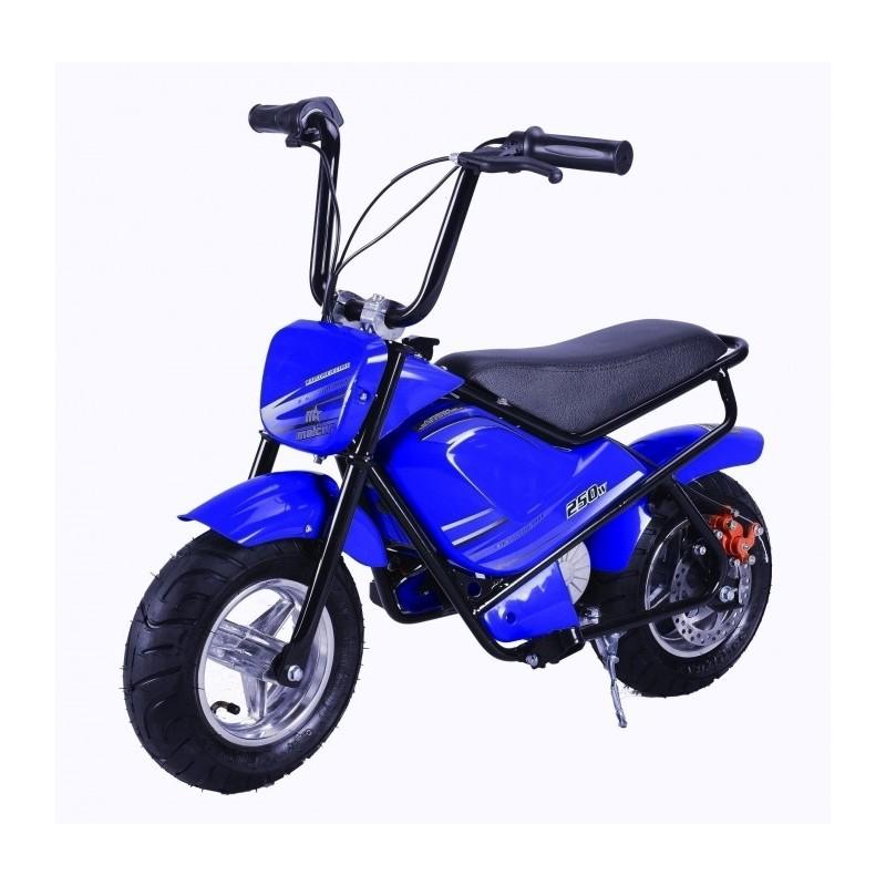 Mini moto eléctrica para niños