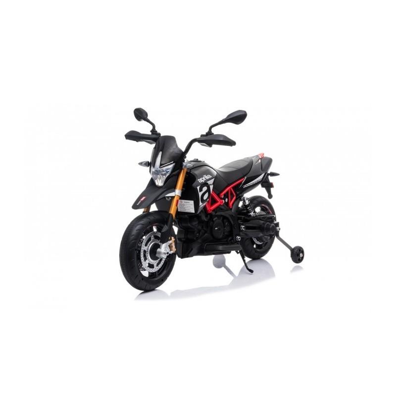 Mini moto eléctrica replica de la APRILIA DORSODURO 900cc