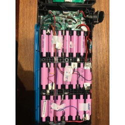 Servicio de recuperación y reparación de batería por regeneración de celdas