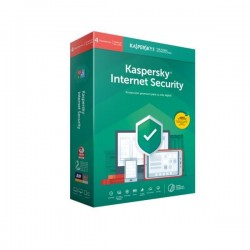 Kaspersky Lab Internet Security 2019, 4 licencia(s), 1 año(s), Base license, Soporte físico
